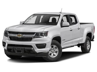 New 2017 Chevrolet Colorado WT Truck Crew Cab For Sale in Orlando