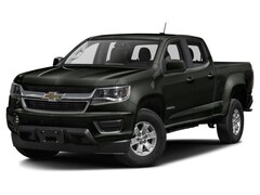 2017 Chevrolet Colorado Work Truck Crew Cab