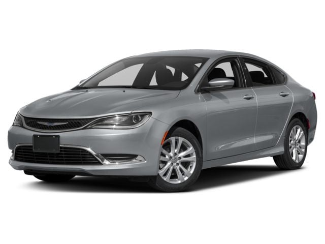 2017 Chrysler 200 Limited Sedan at Jack Key Auto Group