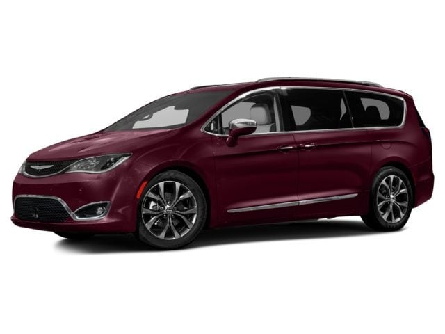 New 2017 Chrysler Pacifica Touring Van Passenger Van Near Meadville PA