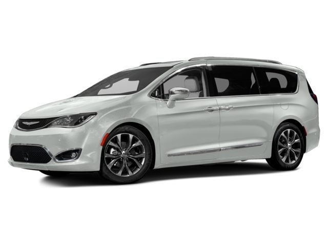 New 2017 Chrysler Pacifica Limited Van in Avon Lake