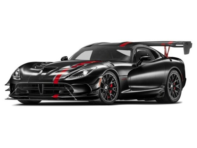New 2017 Dodge Viper ACR Coupe Maite, Guam