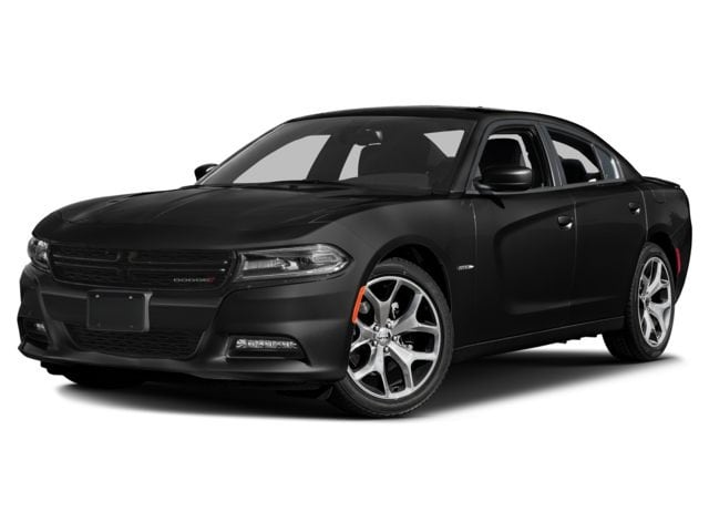 2017 Dodge Charger R/T Sedan Rear-wheel Drive