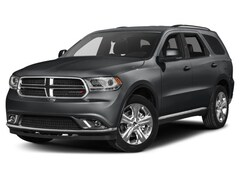 New 2017 Dodge Durango GT SUV in Raleigh NC