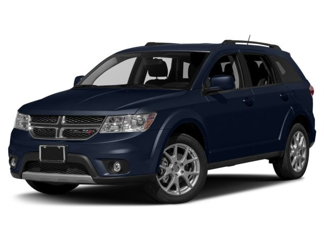 New 2017 Dodge Journey SXT SUV Near Oshkosh