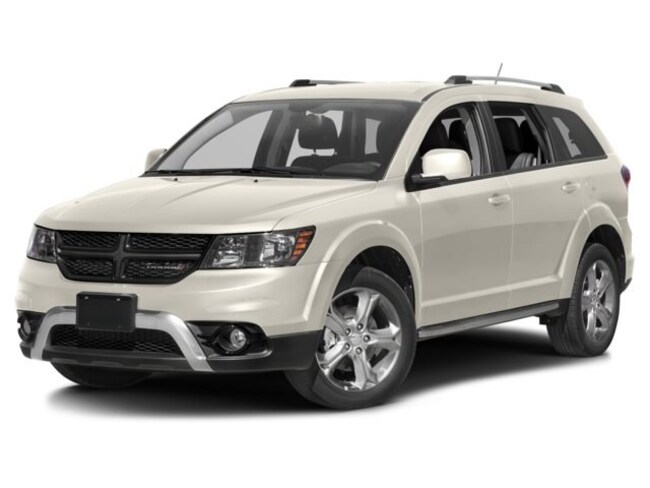 New 2017 Dodge Journey Crossroad SUV for sale in the Brunswick, OH