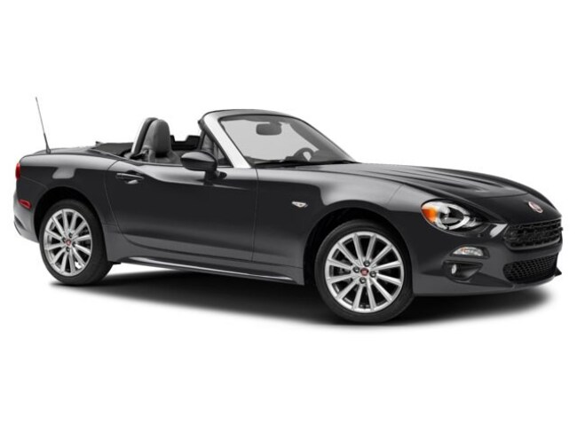 New 2017 FIAT 124 Spider Convertible for sale in Atlanta, GA