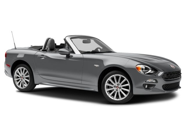 New 2017 FIAT 124 Spider Classica Convertible in Burlingame