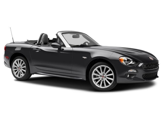 New 2017 FIAT 124 Spider Lusso Convertible in Burlingame