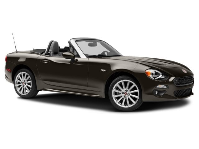 New 2017 Fiat 124 Spider Lusso For Sale In Lewisburg Pa