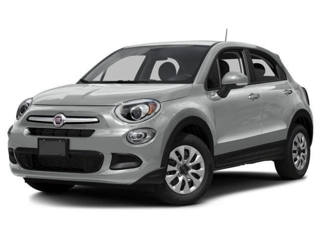 New 2017 FIAT 500X Lounge SUV in Burlingame