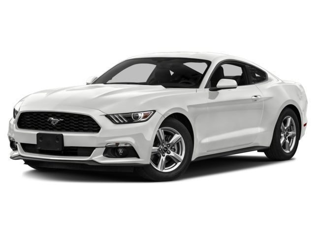 2017 Ford Mustang FASTBACK Coupe
