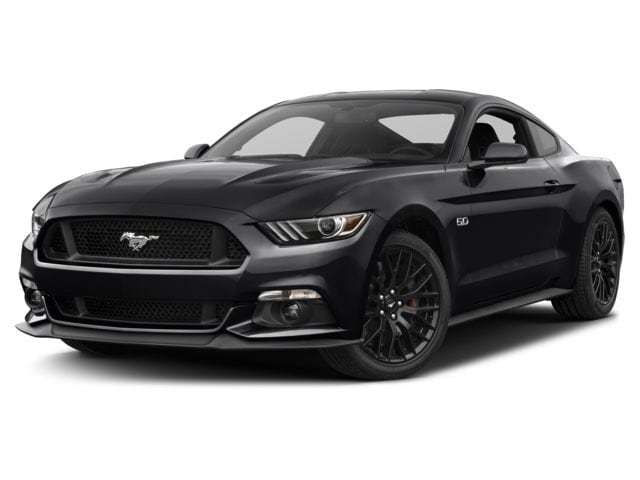 2017 Ford Mustang GT Premium Coupe Ti-VCT V8 Engine