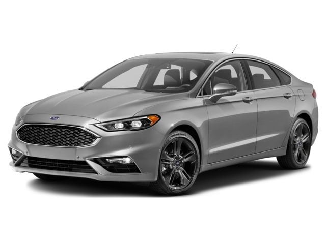 New 2017 Ford Fusion SE Sedan in Palm Coast, FL