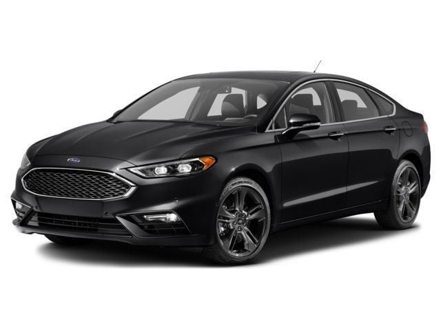 New 2017 Ford Fusion Sedan for sale in the Boston MA area