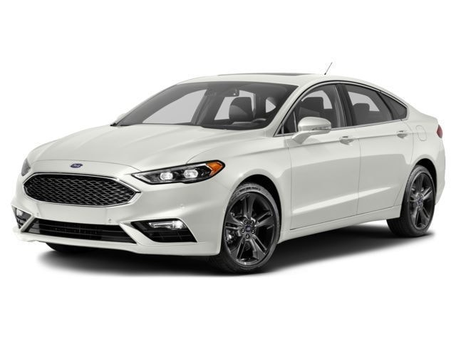 2017 Ford Fusion Platinum Sedan EcoBoost