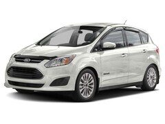 2017 Ford C-Max Hybrid Titanium Hatchback Front-wheel Drive