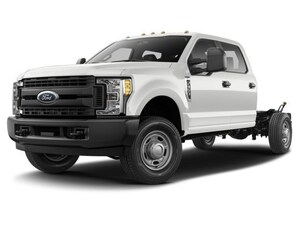 2017 Ford Super Duty F-350 SRW XL 4WD