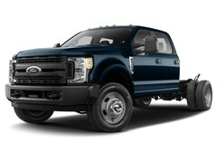 2017 Ford F-350 Chassis 4X4 Lariat Truck Crew Cab