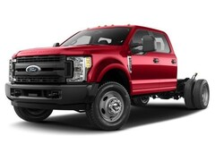 2017 Ford F-350 Chassis XL Cab/Chassis
