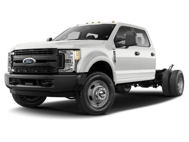 2017 Ford F-450 Chassis Truck Crew Cab