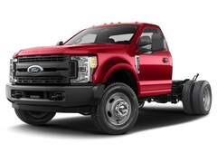2017 Ford F-550 Chassis XL Truck Regular Cab