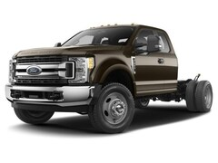 2017 Ford Super Duty F-550 DRW XL Truck Super Cab