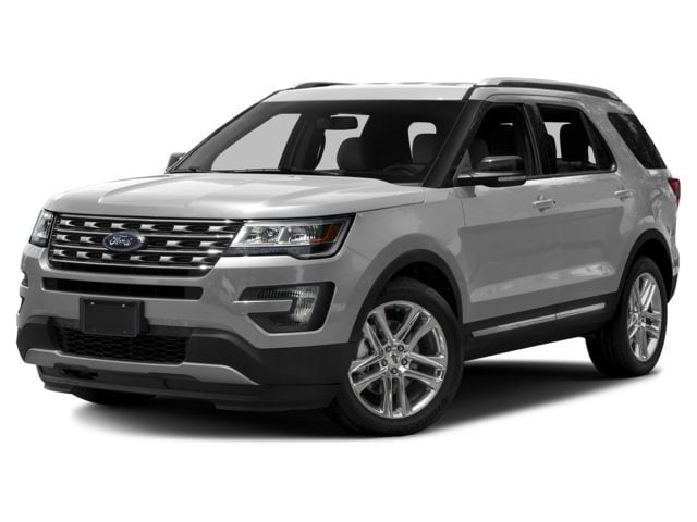 New 2017 Ford Explorer XLT SUV for sale in Huntington Beach, CA at Huntington Beach Ford