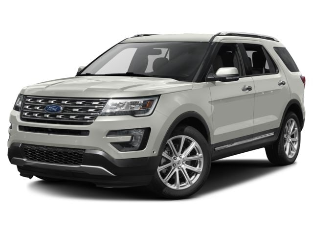 New 2017 Ford Explorer Limited SUV for sale in Huntington Beach, CA at Huntington Beach Ford
