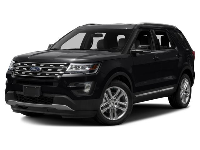 2017 Ford Explorer 4WD V6