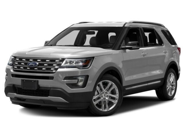 New 2017 Ford Explorer XLT SUV in Englewood, NJ