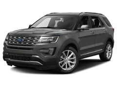 Used 2017 Ford Explorer Limited Ford  SUV Four-Wheel Drive with Locking Diff for sale in Bryan, OH