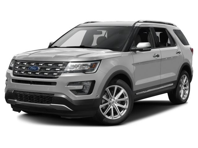 Used 2017 Ford Explorer Limited SUV for sale in the Boston MA area