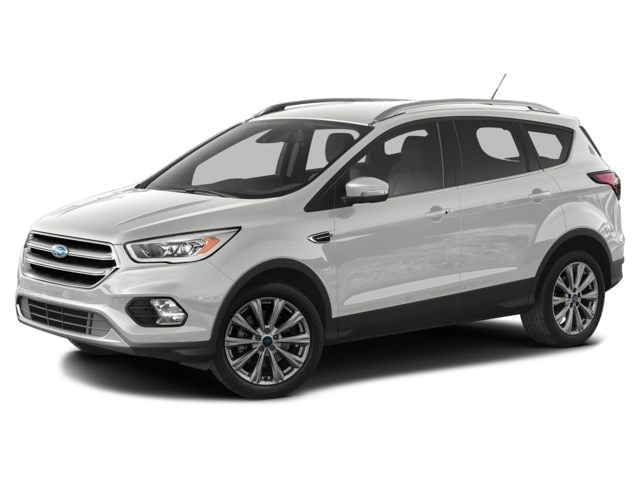 New 2017 Ford Escape S SUV for sale in Huntington Beach, CA at Huntington Beach Ford