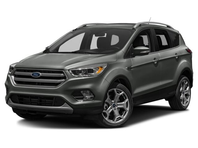 New 2017 Ford Escape Titanium SUV for sale in Huntington Beach, CA at Huntington Beach Ford