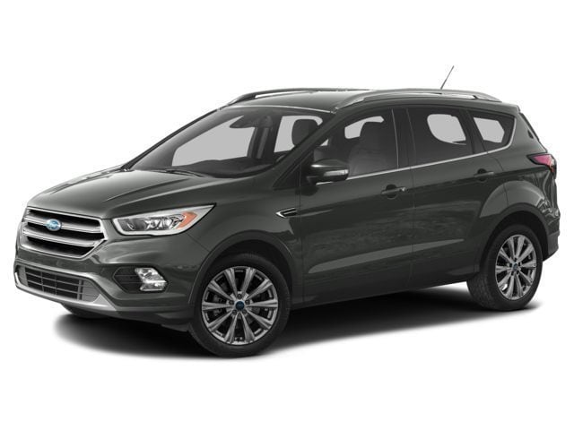 2017 Ford Escape SE SUV EcoBoost Engine