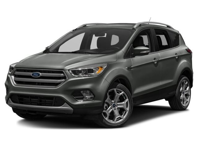 New  2017 Ford Escape Titanium SUV For Sale /Lease Bettendorf, IA