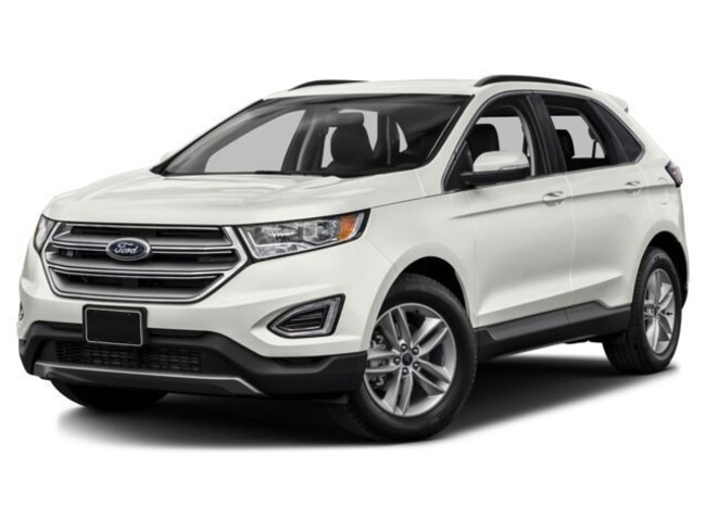 New 2017 Ford Edge SEL SUV in Osseo, WI