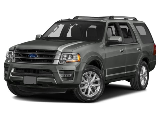 New 2017 Ford Expedition Limited SUV for sale in Huntington Beach, CA at Huntington Beach Ford
