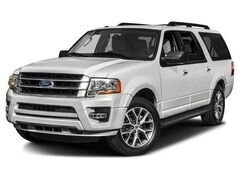 New 2017 Ford Expedition EL XLT XLT 4x4 for sale in Fenton, MI at Lasco Ford