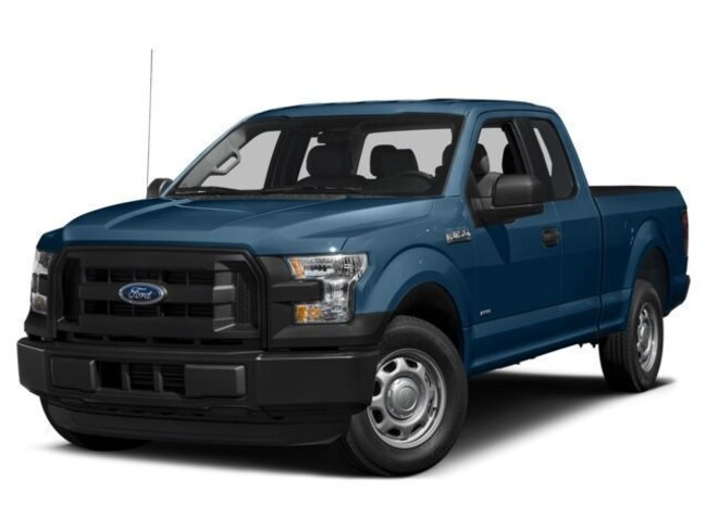 2017 Ford F-150 XL Rear-Wheel Drive Extended Cab Short Bed Truck