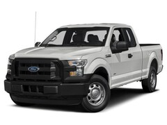 New 2017 Ford F-150 XL XL 2WD SuperCab 6.5 Box San Mateo, California