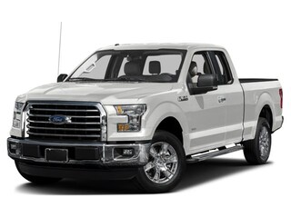 2017 Ford F-150 XLT Truck SuperCab Styleside