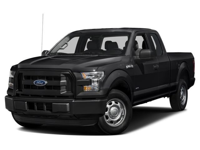 2017 Ford F-150 XL Truck V6 EcoBoost Engine