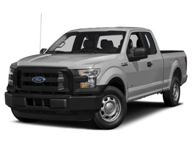 2017 Ford F-150 XLT Extended Cab Short Bed Truck