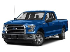 2017 Ford F-150 XLT Pickup 4D 6 1/2 ft PK