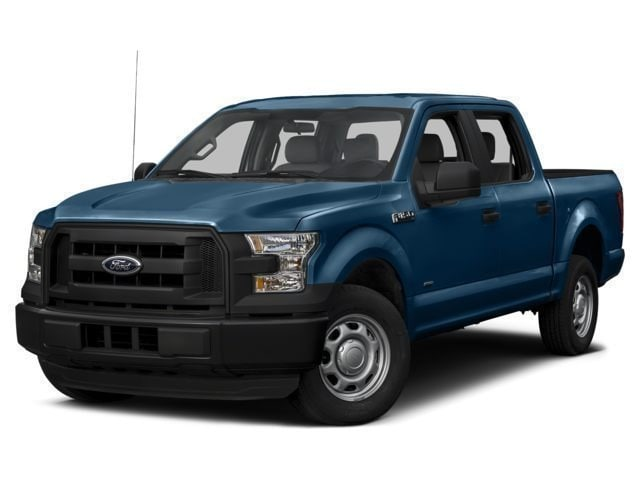 2017 Ford F-150 XLT Truck SuperCrew Cab
