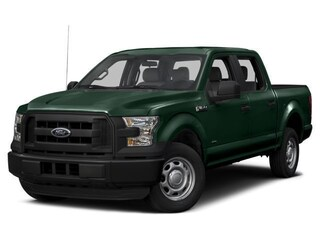 2017 Ford F-150 Lariat 4WD Supercrew 5.5 Truck