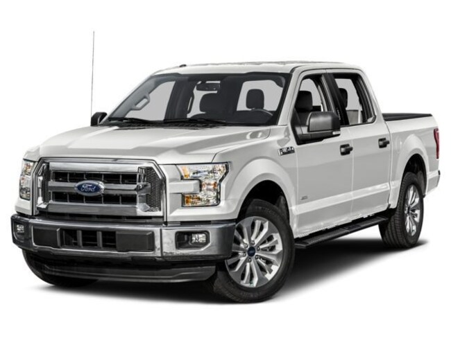 2017 Ford F-150 SUPERCREW 4X4 STYL