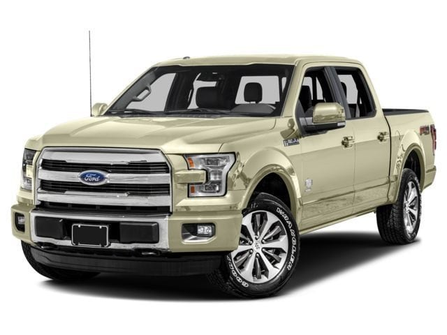 2017 Ford F-150 4WD King Ranch Supercrew Truck